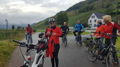 Radtour nach Bernkastel-Kus