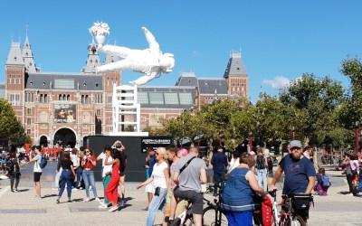 Amsterdam mit dem Fahrrad entdecken