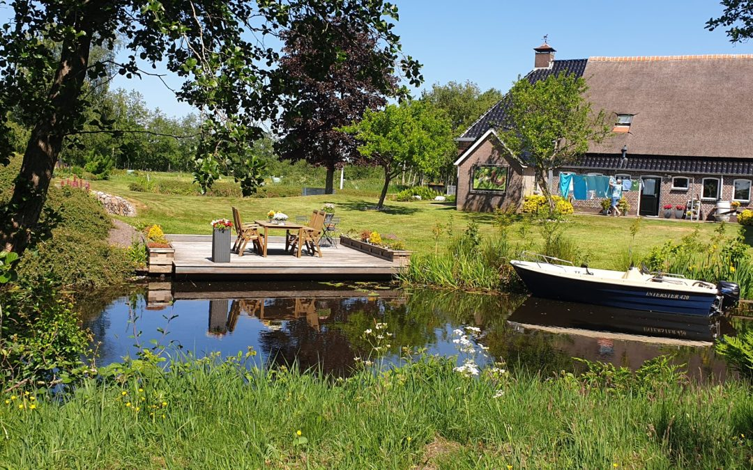 Gartencamping – private Stellplätze für individuelle Aufenthalte