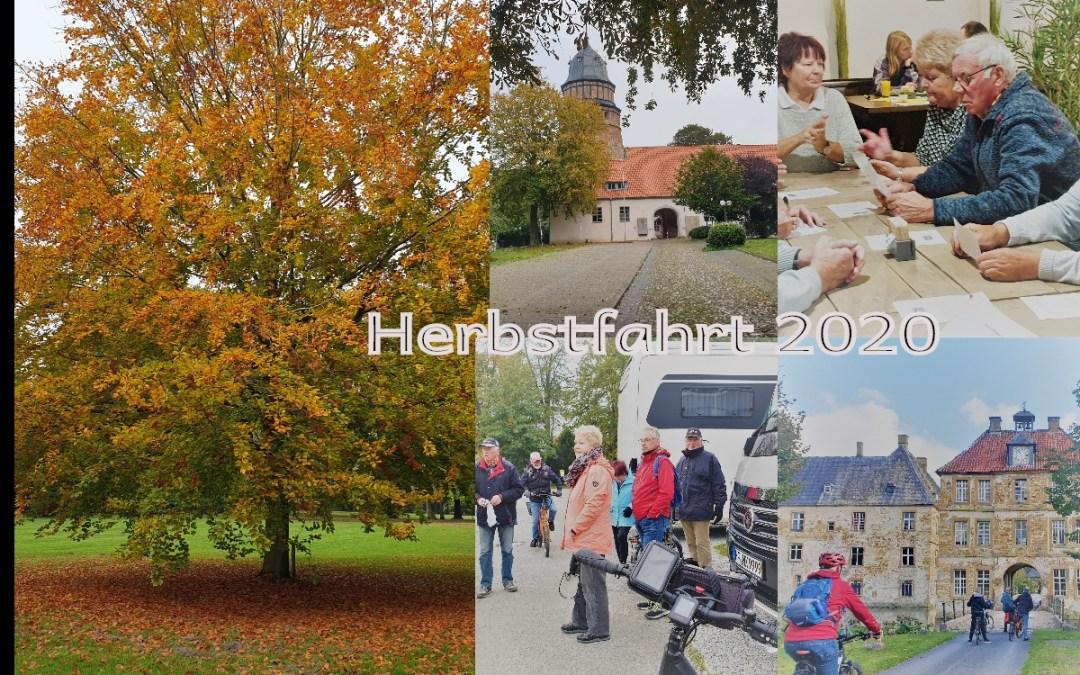 Herbstfahrt 2020     Bad Rothenfelde