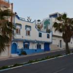 Sidi Ifni - Häuser