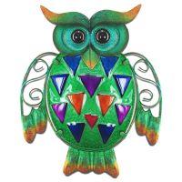 Owl wall decoration 24 cm