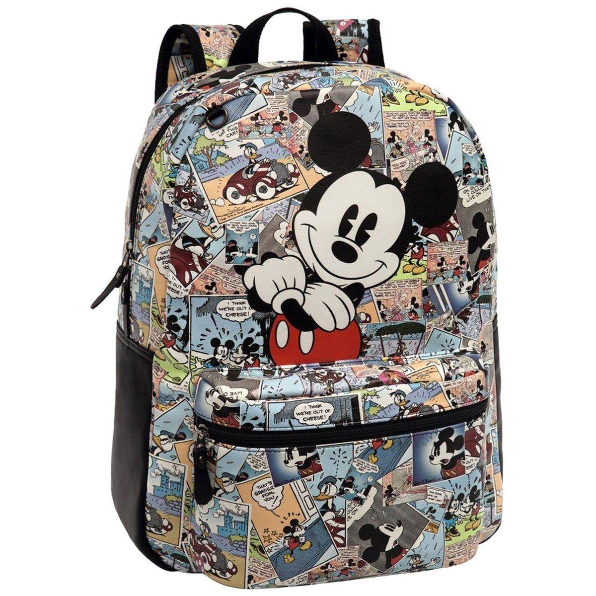 Disney Mickey Comics backpack 42 cm