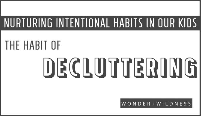 habit-decluttering