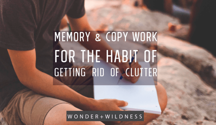 memory-work-clutter