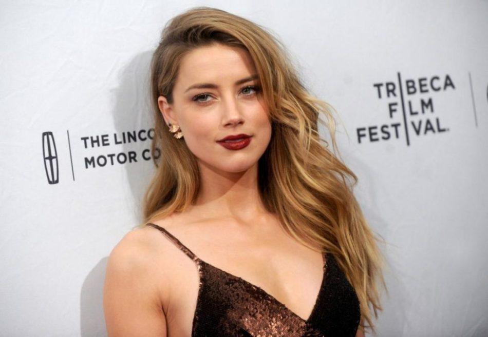 Amber Heard come donna più bella del mondo nel 2020