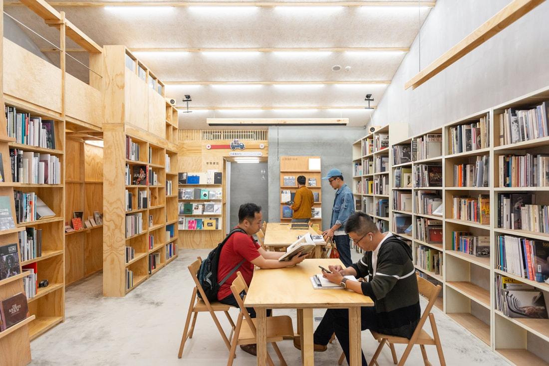 FREE TO ALL 臺灣第一家攝影圖書館 Lightbox 遷址開幕 - Wonder Foto 攝影藝術誌 - WONDER FOTO 攝影藝術誌