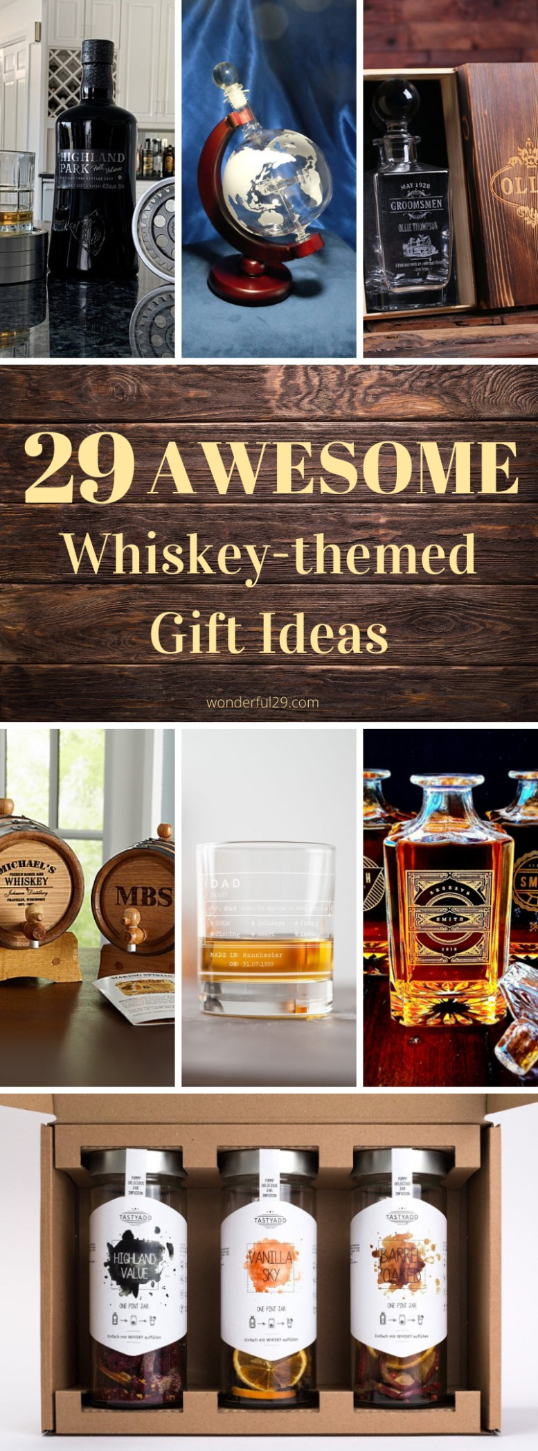 Best Gifts for Whiskey Lovers