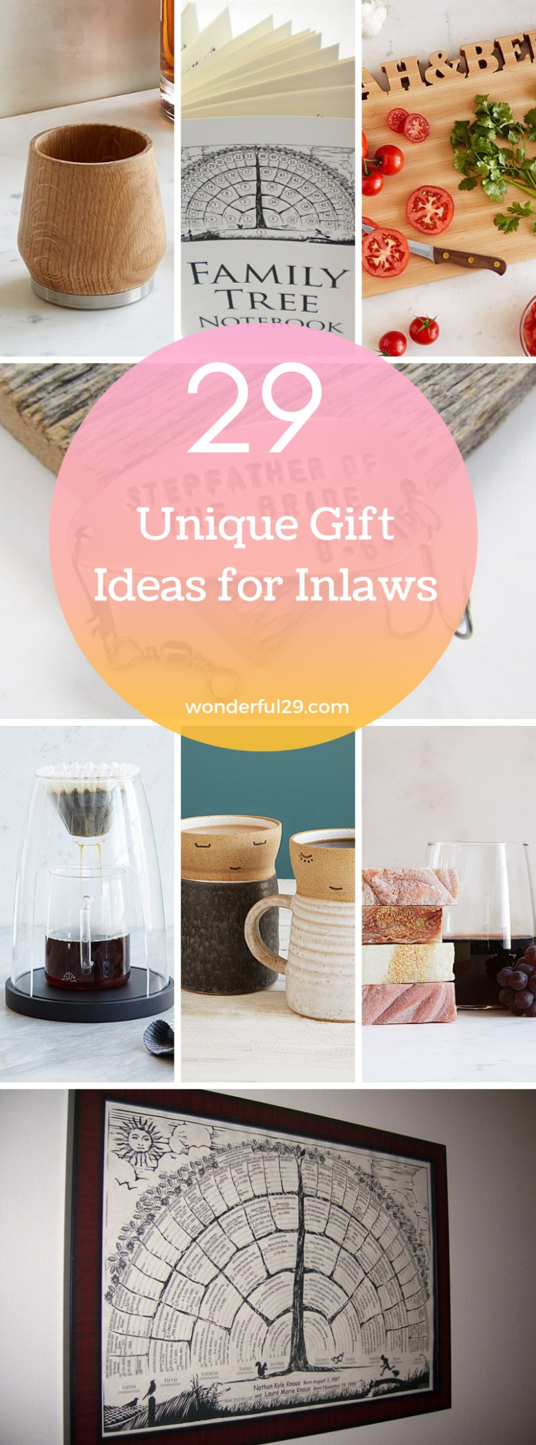 Gift Ideas for Inlaws