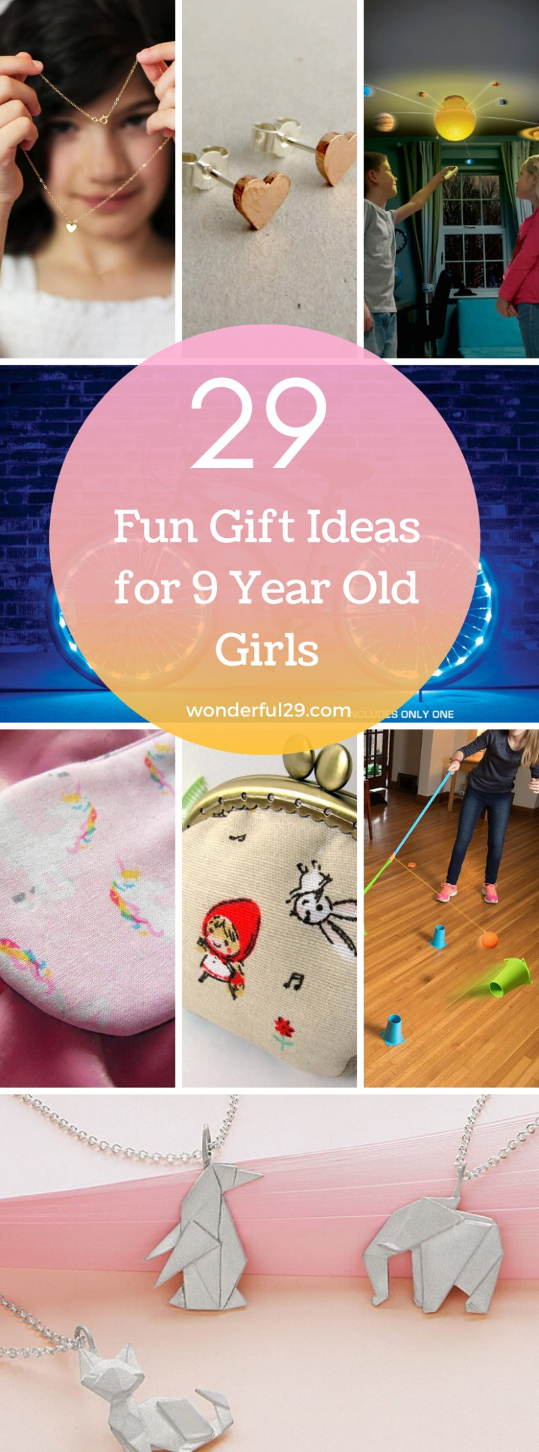 Gifts for 9 Years Old Girls