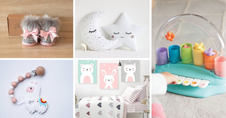 Baby Girl Gift Ideas