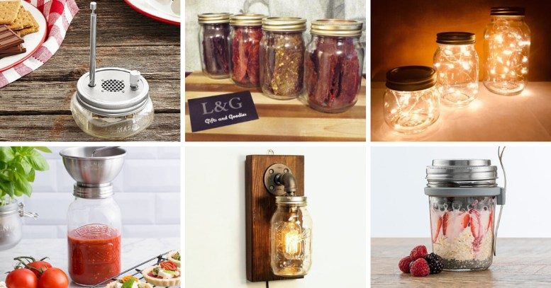 Best Mason Jar Gift Ideas