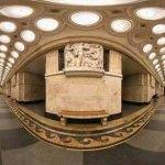 Moscow Metro Subway 10