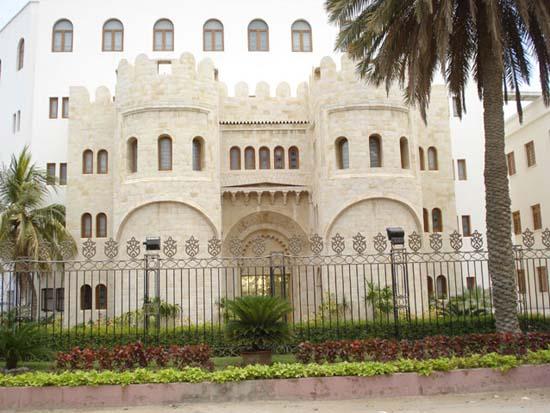 Al Jamea-tus-Saifiyah Karachi 02