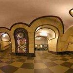 Moscow Metro Subway 11