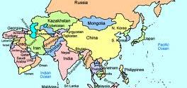 Asia is covered 30% of earth land but 60% of World population