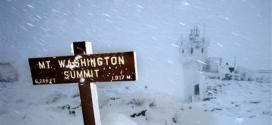 Wind reached 371 km/h on Mount Washington