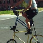 funny bicycle photo