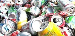 Aluminium cans take 500 years to break down