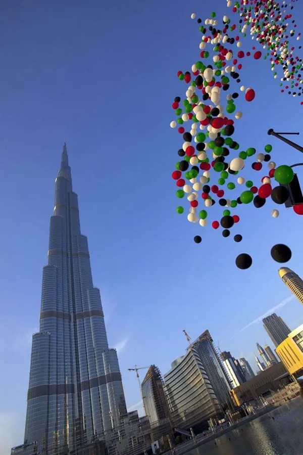 Burj khalifa – tallest building in the world | Wonderfulinfo