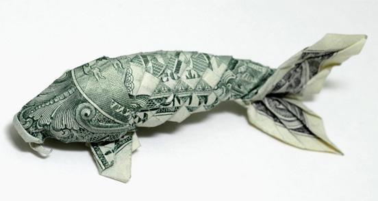 Money Origami Dollar Bill Origami Wonderfulinfo