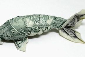 Money Origami – Dollar bill Origami
