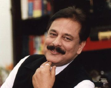Pune Warriors owner - Subrata Roy