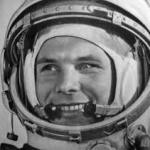 Yuri Gagarin the first human in space
