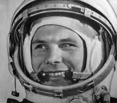 Yuri Gagarin the first human in space