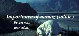 Importance of Namaz (Salah)