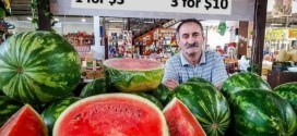 Story – A old Watermelon Seller