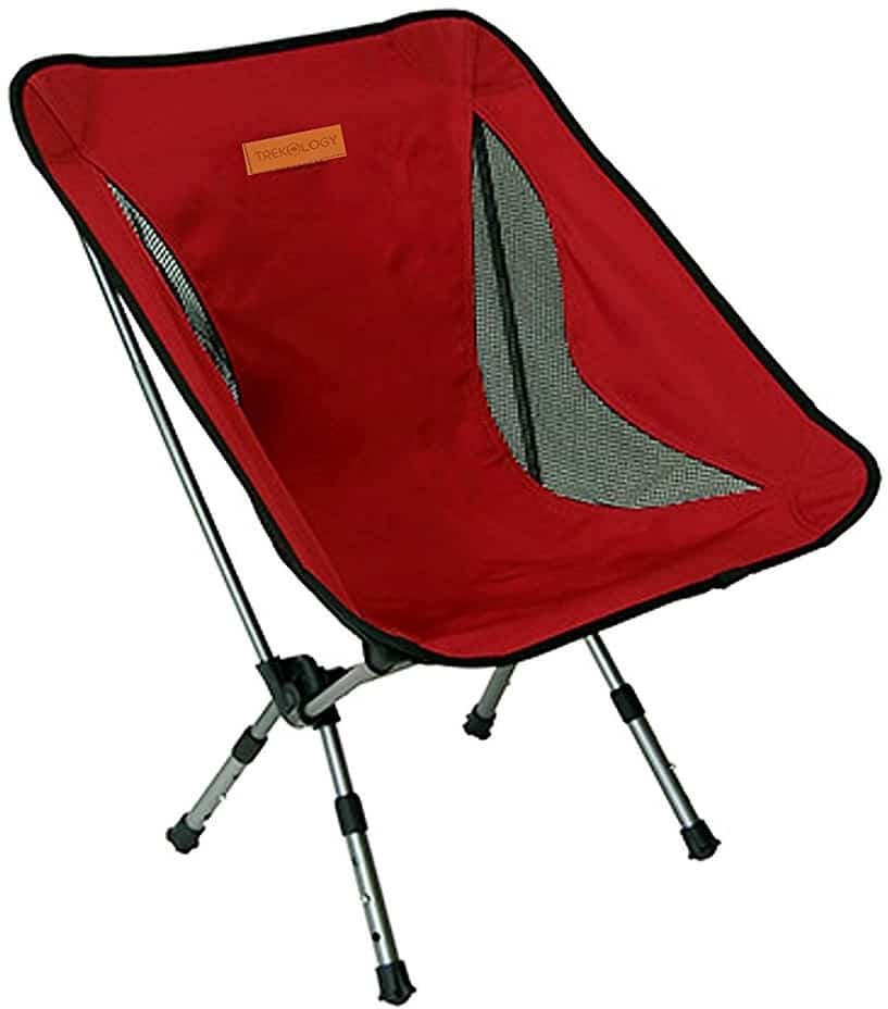 compact camping chair round back covers for sale reviews what are the best chairs 2019 updated trekology