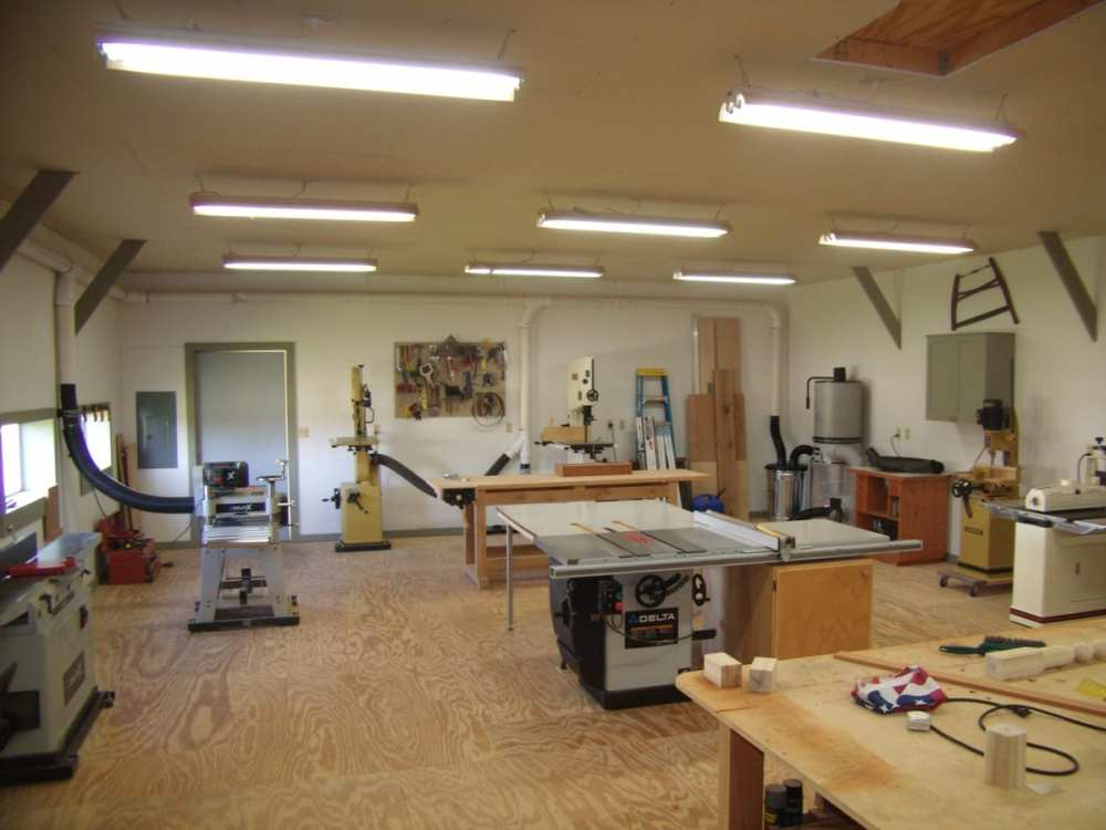 medium resolution of small woodworking shop layout