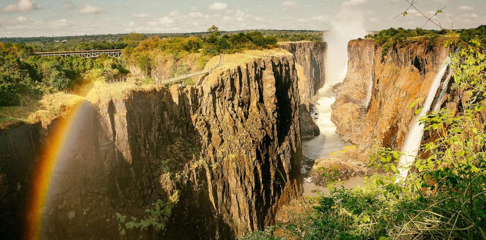 Victoria Falls Tour 5 days