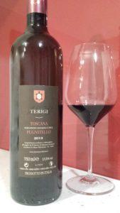 Vitigno pugnitello - Terigi - Toscana IGT 2013