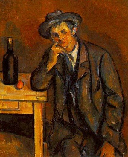Appuntamenti con l'arte. Quarta puntata: Paul Cézanne - Il bevitore