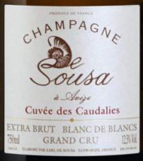 Champagne De Souza - Cuvee des Caudalies