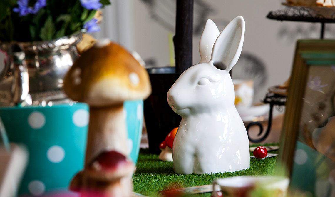 Wonderland House Rabbit