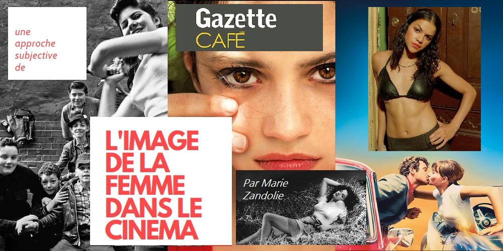 Actualité des adhérentes : Conférence «L'image de la femme au Cinéma» par Marie