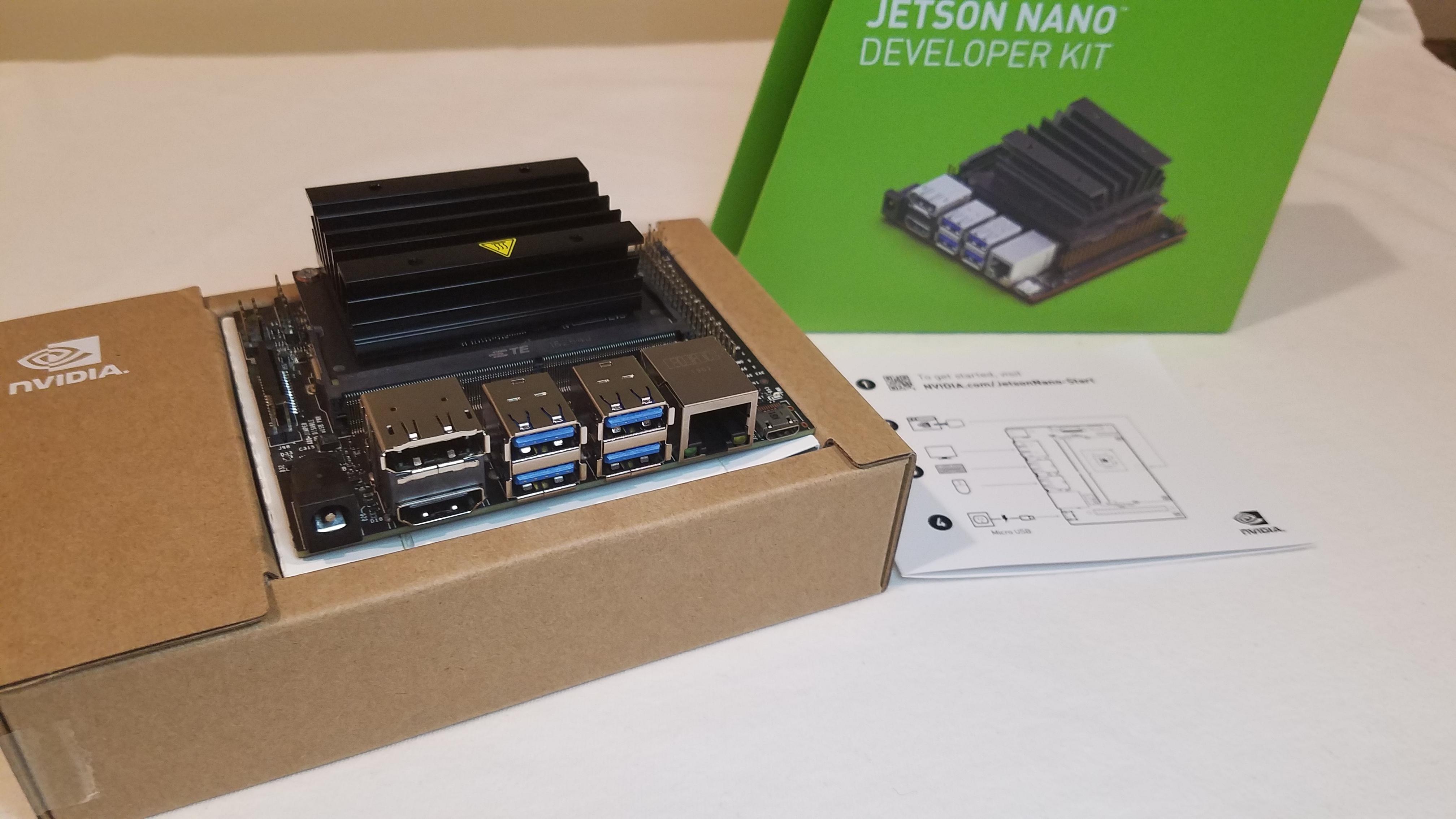 NVIDIA Jetson Nano - a Quick Look   Wondernerd net