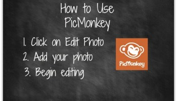 PicMonkey – How to Use Your Own Fonts for Free!