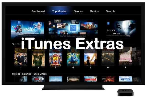 iTunes Extras Movies