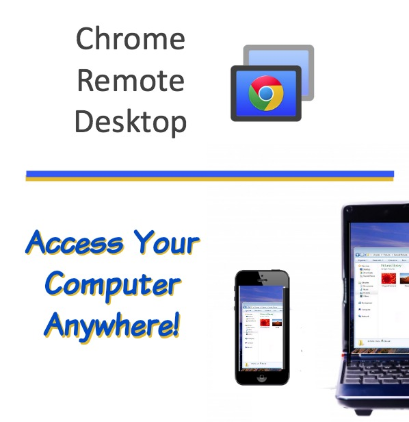 Chrome Remote Desktop – Access Your Computer from Anywhere!