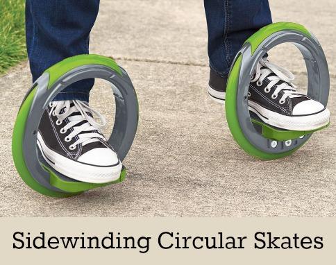 Skateboard skates