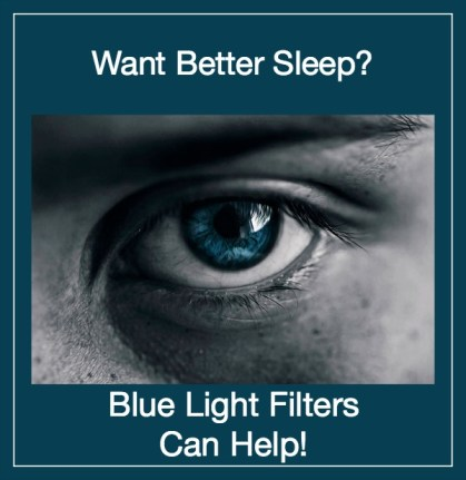 Use Blue Light Filters for Better Sleep