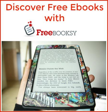 Freebooksy Ebooks for Free
