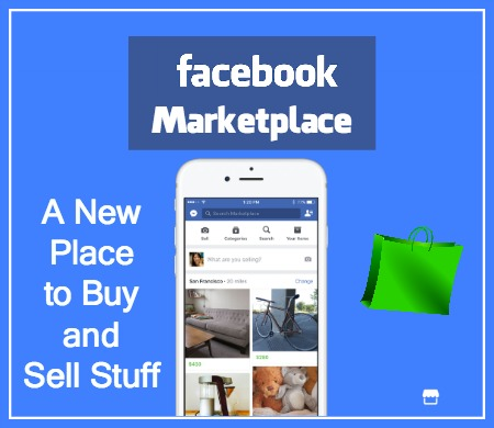 facebook marketplace a new way to buy and sell stuff. Black Bedroom Furniture Sets. Home Design Ideas