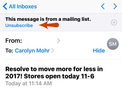 3 Easy Ways to Unsubscribe from Email Lists