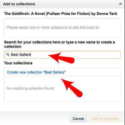 Kindle Collections How To Organize Your Kindle Books