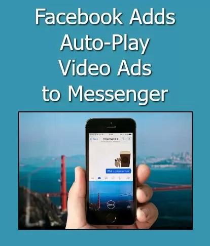 Video Ads on Facebook Messenger